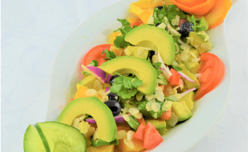 Badem salatasi